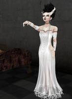 Bride of Frankenstein 04 by Mary-Margret