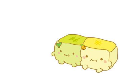 Tofu by souriez