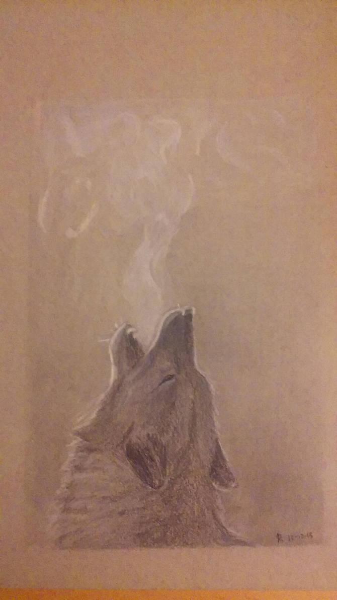 Wolf by Scorchwind58
