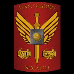 USS Gladius by sparrow794