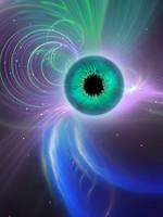 cosmic eye by g4r44