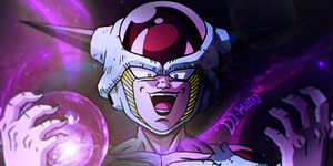 Power Of Freeza by g4r44