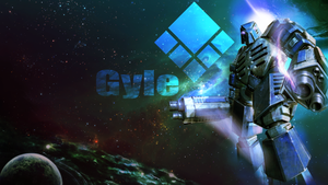 Gyle Channel Art by g4r44