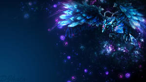 anivia cosmic blizzard by g4r44