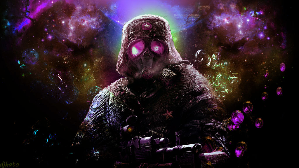 cosmic comrade by g4r44