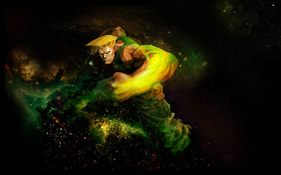 Guile by g4r44