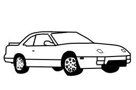 Nissan 240X Default by James4455