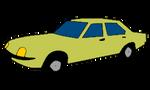 Vauxhall Cavalier MK1 by James4455