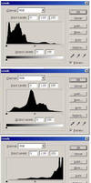 Using Histogram and Levels by Tiberius47