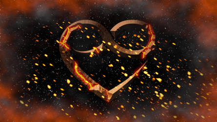 Polyamory Wallpaper - Fire by Tiberius47