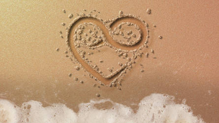 Polyamory Wallpaper - Beach by Tiberius47