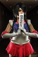 Sailor Mars by GinaBCosplay