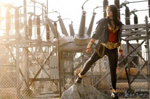 Wonder Woman by GinaBCosplay