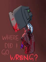 Where? by Laasuzi