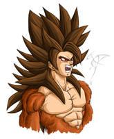 Goku SSJ5 - my version concept by Safari-FDB