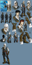 Ralph - Assassin of the Caribbean (concept) v2 by Safari-FDB