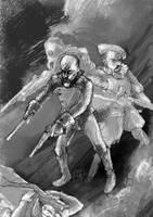 Third Kingdom - combat by Ecthelion-2
