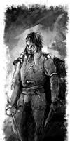 The Beast - Mercenary by Ecthelion-2