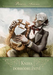 Cover - Kniha dobrodruzstvi by Ecthelion-2