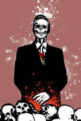Nieto es la muerte. by Grojs