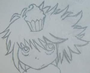 L + Cupcake by Gloomcake