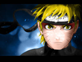 Wallpaper Naruto by AlonMx
