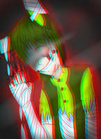 Human Springtrap by LightNinja308