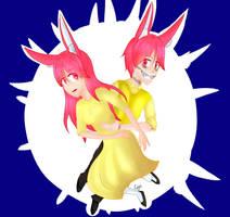 Alan and Sally by LightNinja308
