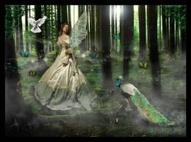 Tree Fairy by Jessi9999