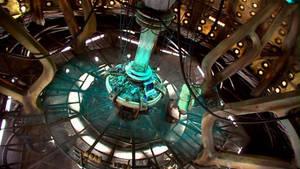 TARDIS interior by TimeSoulEternity
