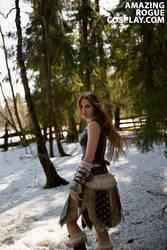 Dovahkiin, The Elder Scrolls by AmazingRogue