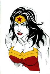 Wonder Woman by tim-grave