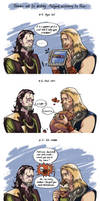 Reasons not to destroy Midgard by Paperflower86