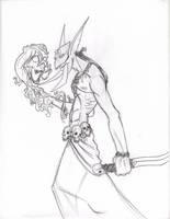 Rayden the spiritwalker by fixter