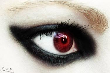 Jane Volturi makeup by Chuchy5