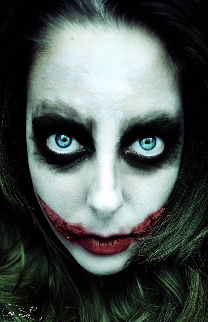 joker halloween makeupchuchy5 on deviantart