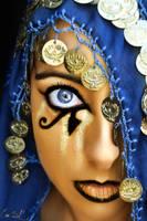 The priestess of Amon-ra by Chuchy5