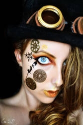 Steampunk by Chuchy5
