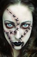 Night Creatures VIII: Frankenstein Bride by Chuchy5