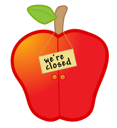 Closing Apple by admx