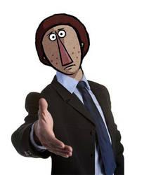 Beedle Is a Businessman by StrikingCobra