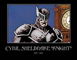 Cyril Sheldrake 1950 - 2013 by Jyger85