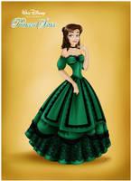 Disney Princess Saria: commish by madmoiselleclau