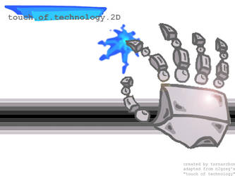 Touch of Technology 2D by tornarchon