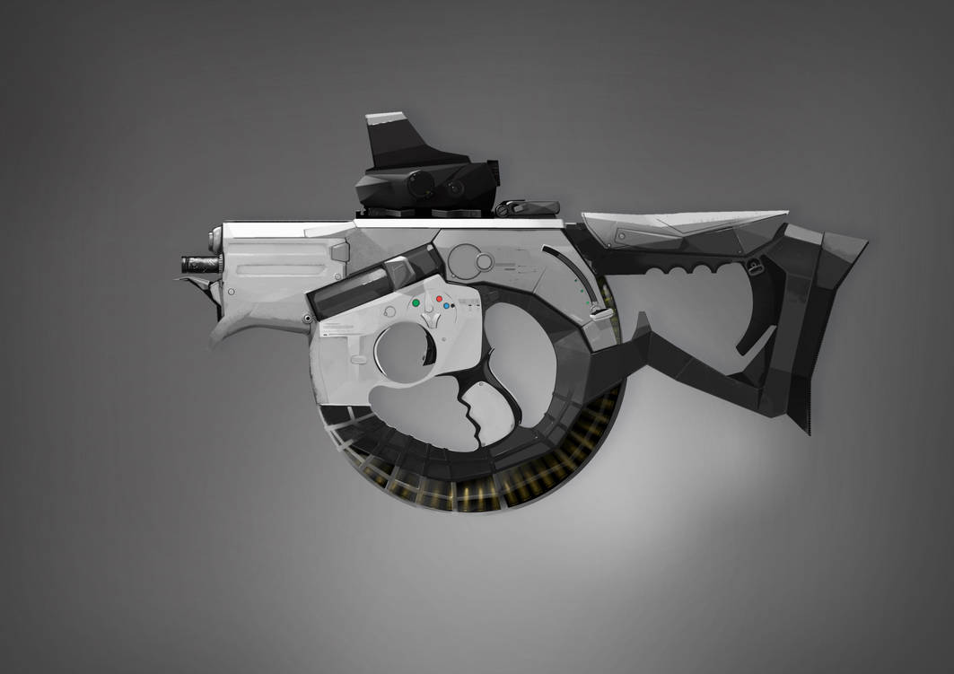 SMG micro M56 by xparament