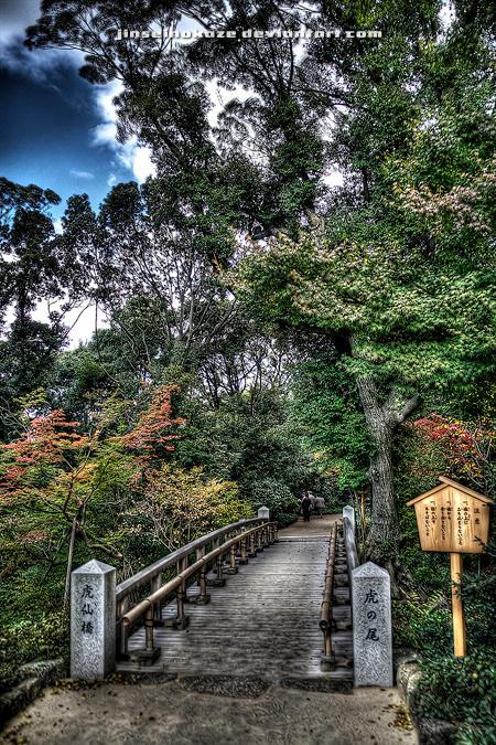 Japanese Garden by jinseinokaze