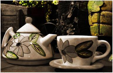 Green Tea by JaredWingate