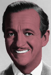David Niven as Sinestro by Anongamer