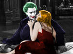 The Seduction of Harley Quinn by Anongamer