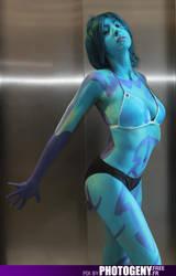 Cortana by photogeny-cosplay